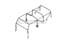 Land Rover 110 One Ten Soft Top Multi Point Bolt-in Roll Cage