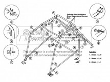 Hzj79 clearance further 1384 further 1234 further 1045 besides Excalibur Wiring Diagrams. on land rover wolf