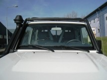 Toyota Land Cruiser HZJ 79 Double Cab Pick-Up Multi Point Bolt-in Roll Cage