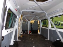 Ford Transit Medium Roof Long Wheel Base 13 Seat Mini Bus