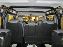 Land Rover Defender 110 Station Wagon 4 Point Bolt-in Roll Cage