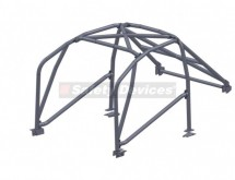 Citroen C1 6 Point Bolt-in Roll Cage