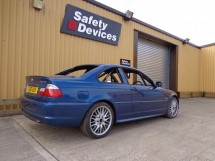 BMW 3 Series E46 Coupe Multi Point Bolt-in Roll Cage
