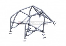Renault Clio Mk2 including Sport (RS 172 and 182) 6 Point Bolt-in Roll Cage