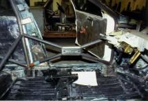 Alfa Romeo 156 Weld In Roll Cage