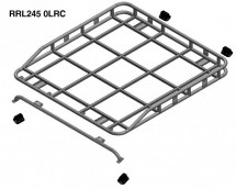 Land Rover Defender 90 Station Wagon Roof Rack Roll Cage