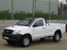 Toyota Hilux KUN25 (Vigo) Single Cab Pick-Up Multi Point Bolt-in Roll Cage