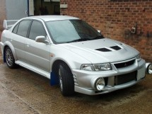 Mitsubishi Lancer EVO 6 Weld In Roll Cage