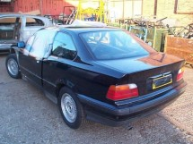BMW 3 Series E36 Coupe 6 Point Bolt-in Roll Cage
