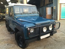 Land Rover 90 Ninety Station Wagon 6 Point Bolt-in Roll Cage