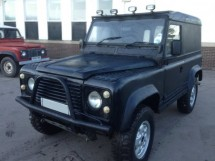 Land Rover 90 Ninety Hard Top 6 Point Bolt-in Roll Cage