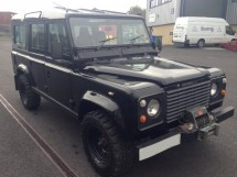 Land Rover 110 One Ten Station Wagon Multi Point Bolt-in Roll Cage