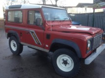 Land Rover Defender 90 300Tdi Station Wagon 6 Point Bolt-in Roll Cage