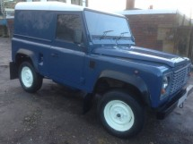 Land Rover Defender 90 300Tdi Hard Top 6 Point Bolt-in Roll Cage