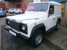 Land Rover Defender 90 Td5 Hard Top 6 Point Bolt-in Roll Cage