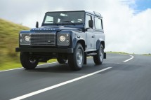 Land Rover Defender 90 Puma Station Wagon 6 Point Bolt-in Roll Cage