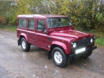 Land Rover Defender 110 Td5 Station Wagon 6 Point Bolt-in Roll Cage