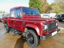 Land Rover Defender 130 Td5 Double Cab High Capacity Pick Up Style Bar