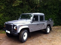 Land Rover Defender 130 Puma Double Cab High Capacity Pick Up Style Bar
