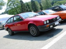 Alfa Romeo Alfetta GTV Coupe 6 Point Bolt-in Roll Cage