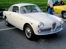 Alfa Romeo 101 Giulietta Sprint 6 Point Bolt-in Roll Cage