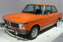 BMW 1502 Saloon 6 Point Bolt-in Roll Cage